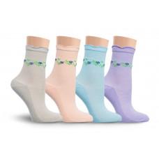 Б8 носки женские махра по следу