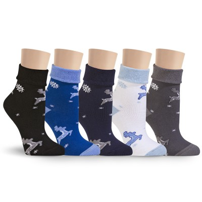 П4М носки подростковые махровые