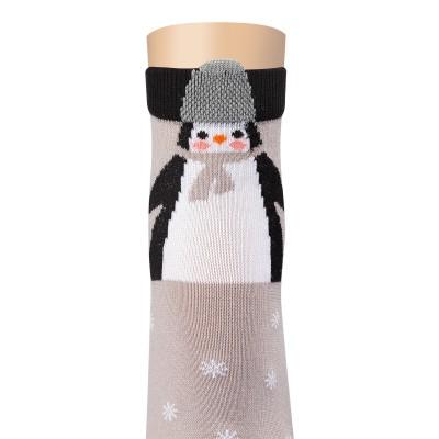 Д120 носки женские новогодние