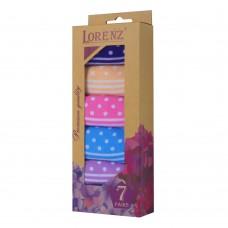 Подарочный набор женских носков Р22