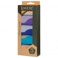 Р42 подарочный набор мужских носков, 5 пар