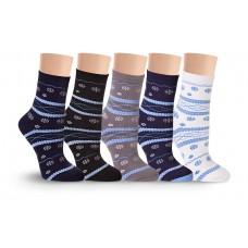 Д8М носки женские махровые