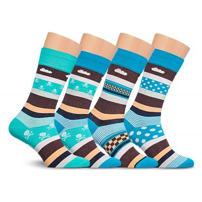 Р43 подарочный набор мужских носков, 5 пар