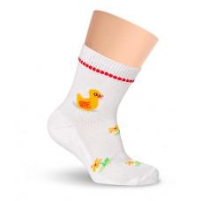 Л10 носки детские махра по следу