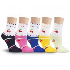 Л12 носки детские махровые