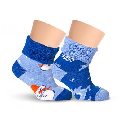 Л14 носки детские махровые