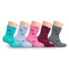 Л2 носки детские махра по следу