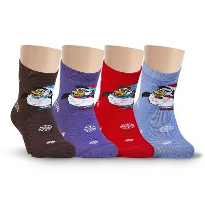 Л48 носки детские махровые