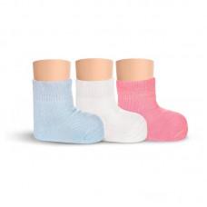 Л7 носки детские махра по следу