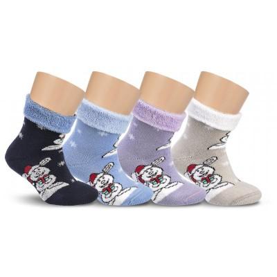 Л78 носки детские махровые